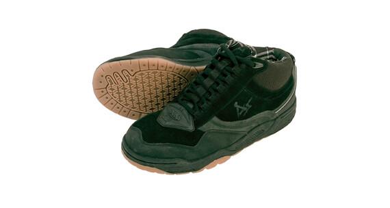 iXS Dope DH/FR/Dirt Schuh schwarz
